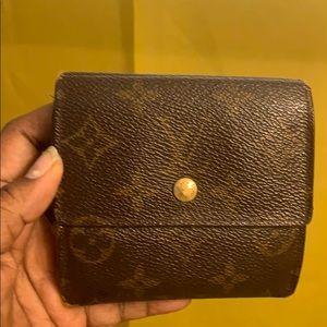 Louis Vuitton wallet vintage